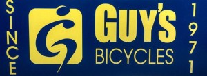 Guys Logo Since 1971